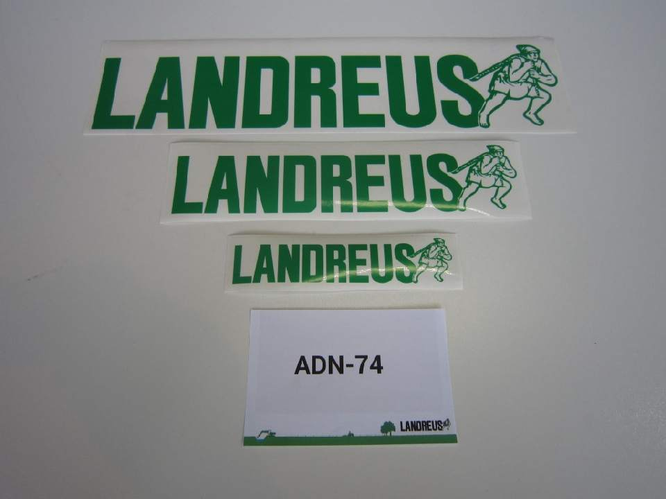 Landreus sticker