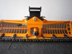 Maaikorf mini zwaar 2.00 met s40 ophanging